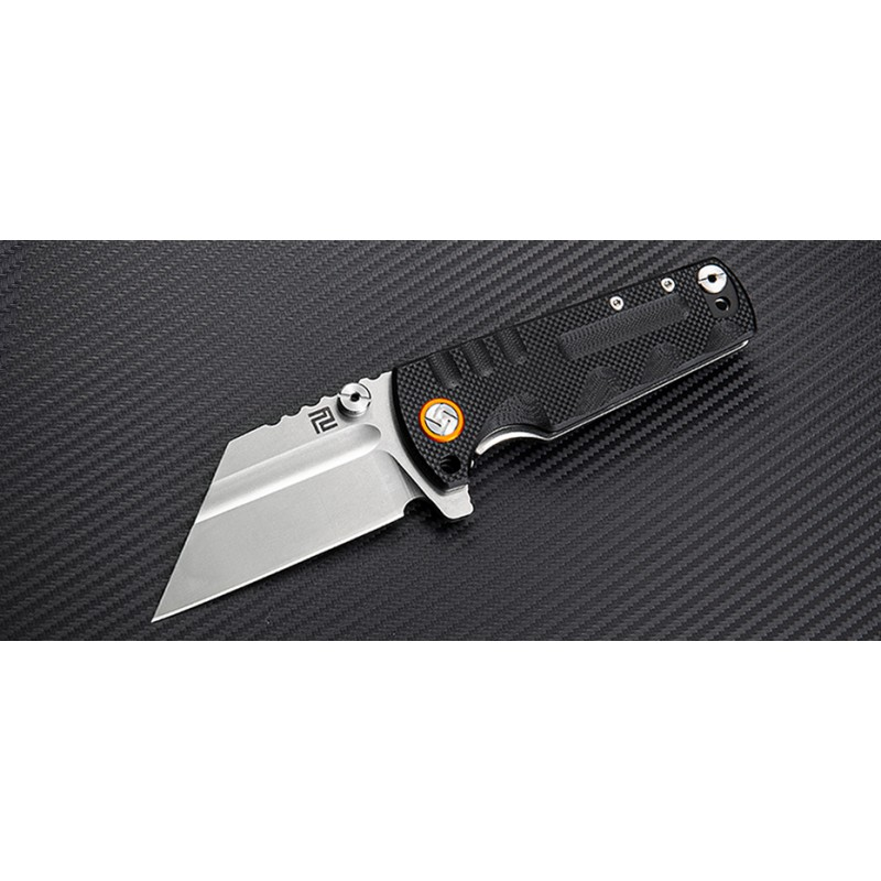 Artisan Cutlery Proponent ATZ-1820P D2 Blade G10 Handle Folding Knives